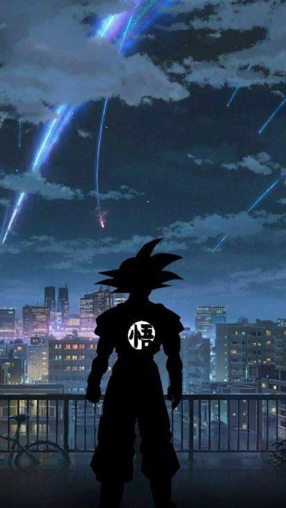 Anime Goku Dragon Ball