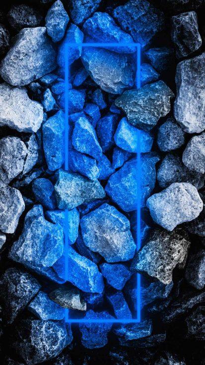 Blue Light Stones