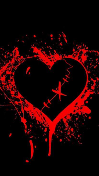 Broken Heart Art