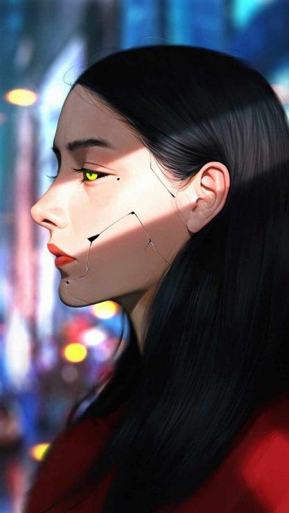 Cyborg Girl 1