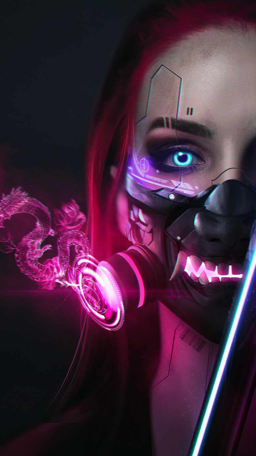 Cyborg Girl