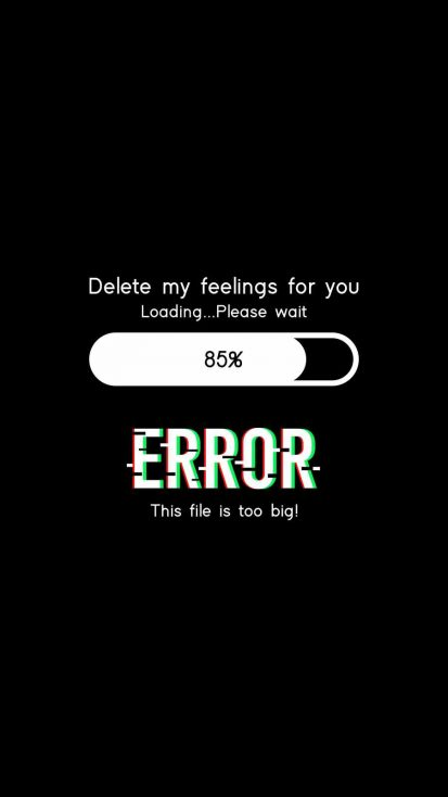 Delete my Feelings