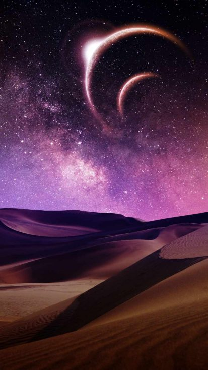 Desert Space View