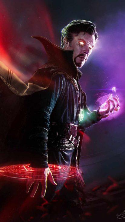 Dr Strange Dark
