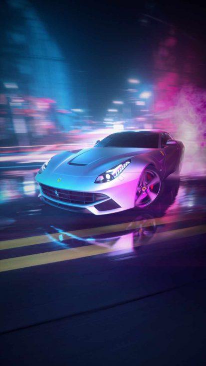 Ferrari Drift