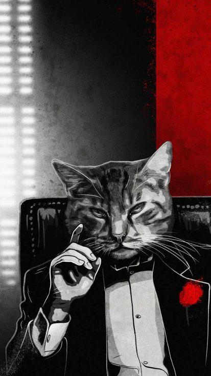 Godfather Cat