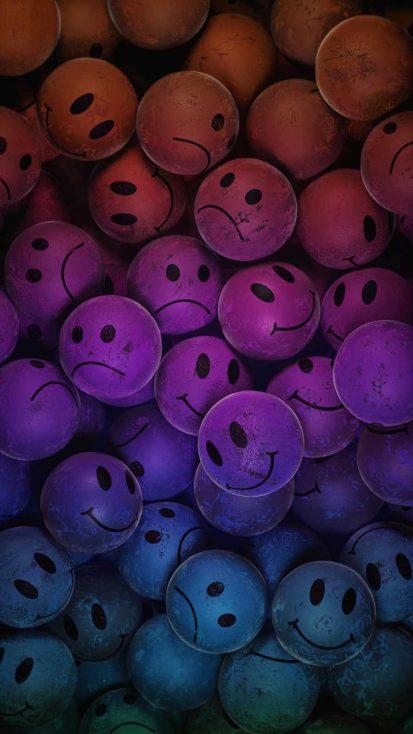 Happy Sad Faces