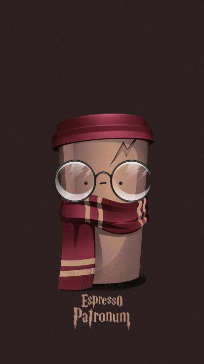 Harry Potter Espresso Coffee