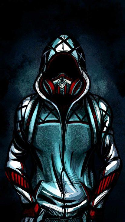 Hoodie Mask Guy