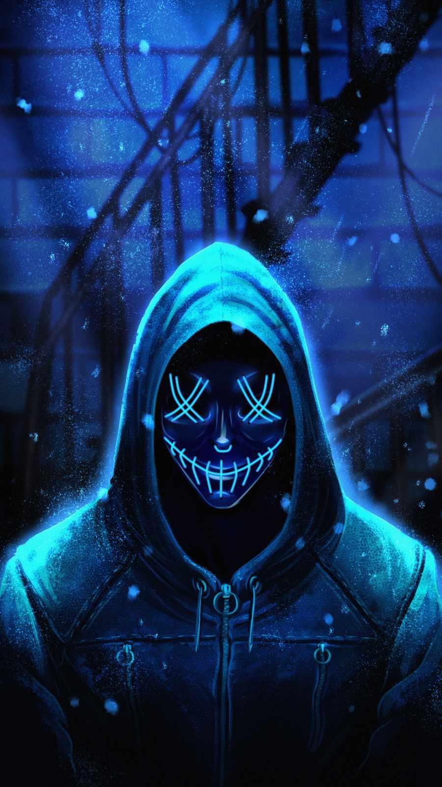 Hoodie Masked Guy