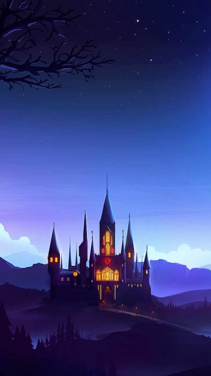 House of Dracula iPhone Wallpaper