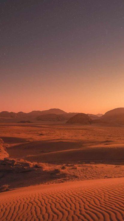 Mars Desert