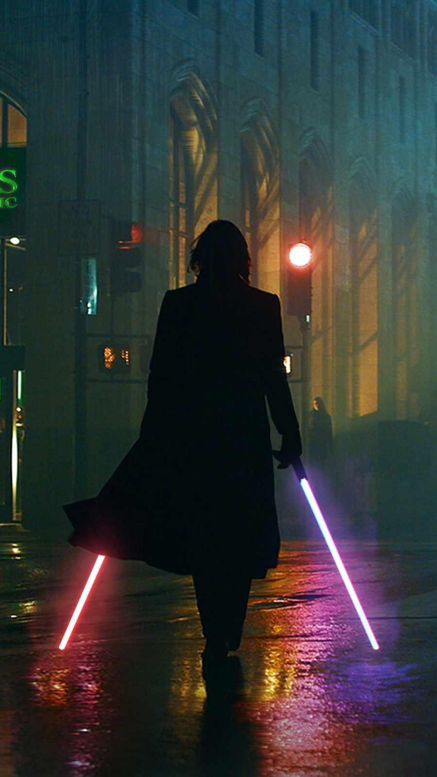 Matrix Resurrections Keanu Reeves