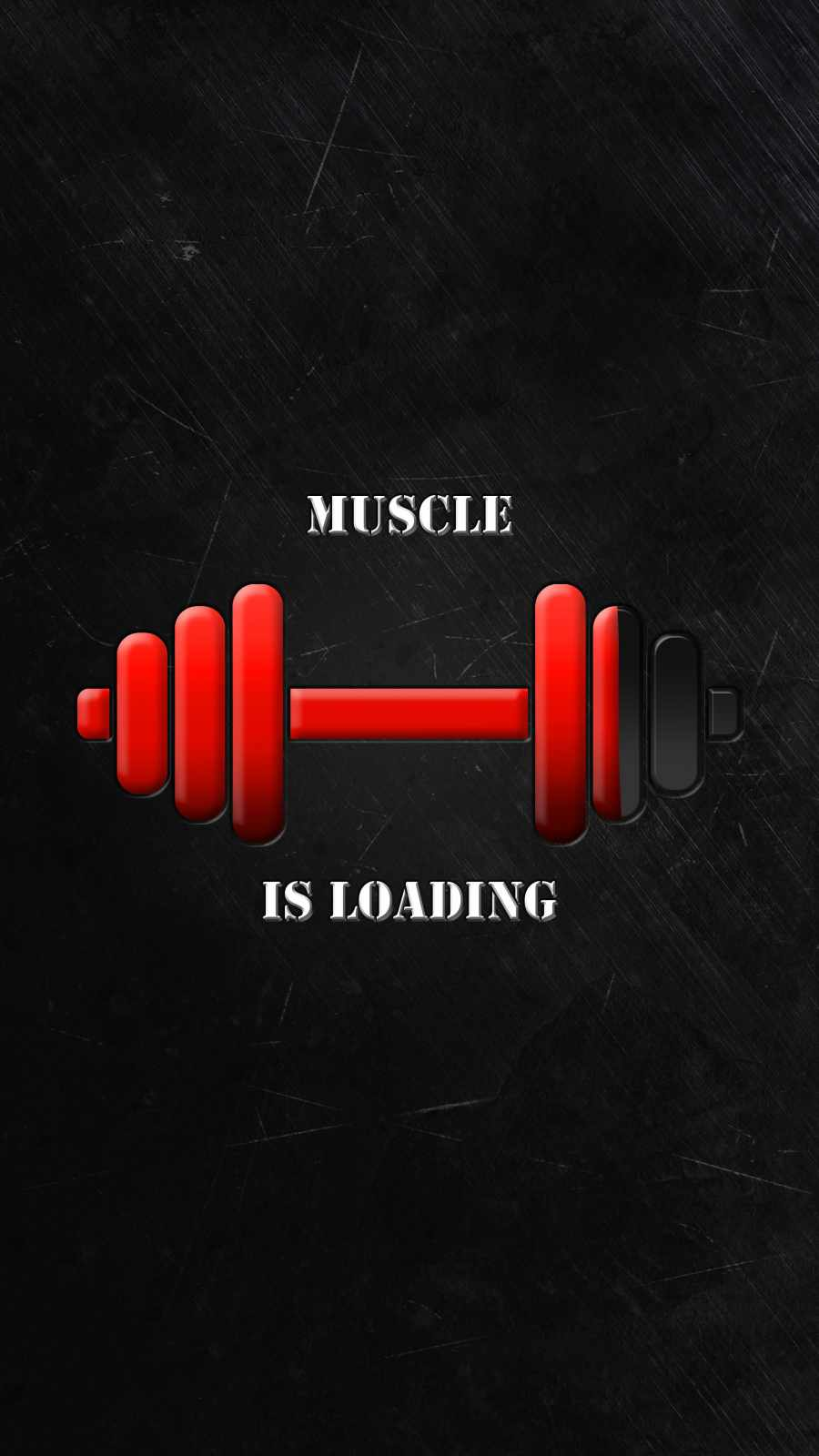 Muscle is Loading