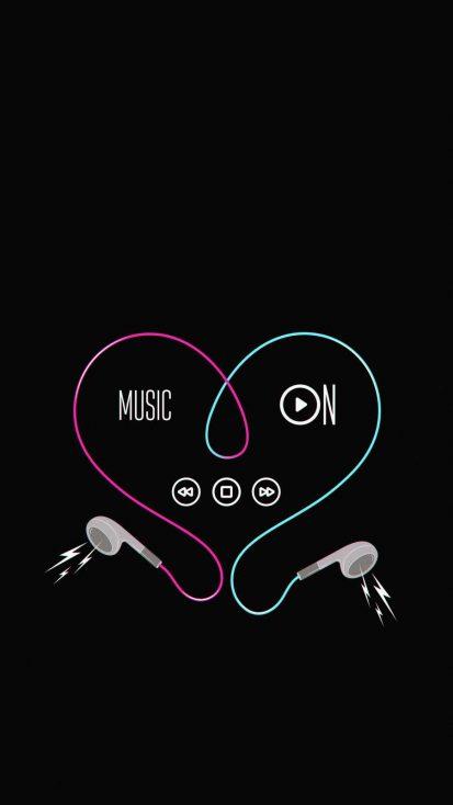 Music Earphones ON