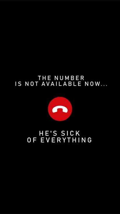 Number is Not Available now