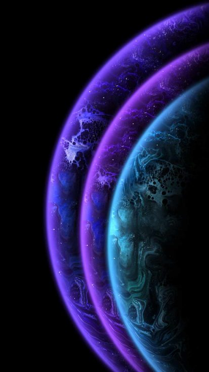 Planets Deep Space Art