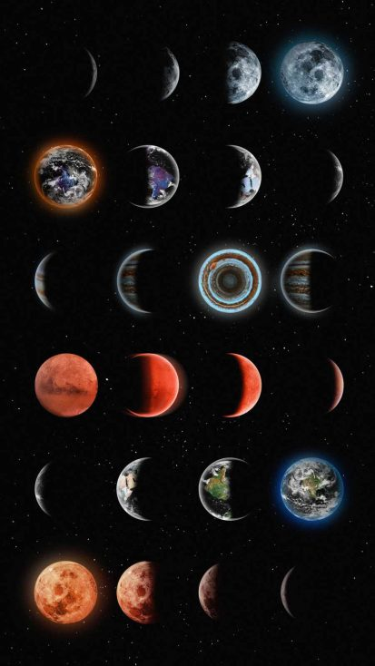 Planets Eclipse