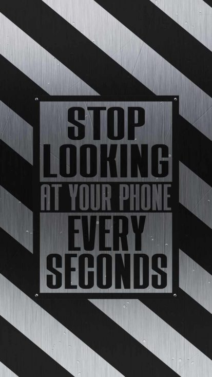 Stop Looking at your Phone Every Second