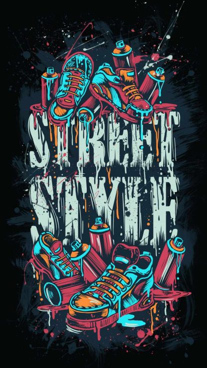 Street Style iPhone Wallpaper