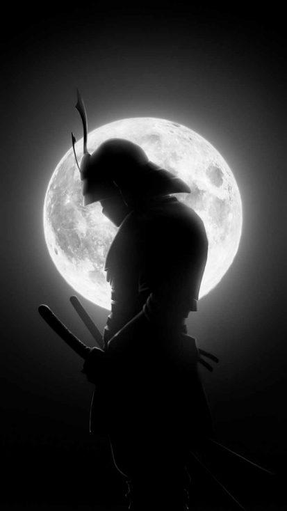 Super Moon Samurai Warrior