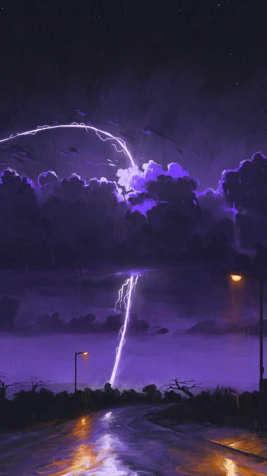 Thunder From Sky