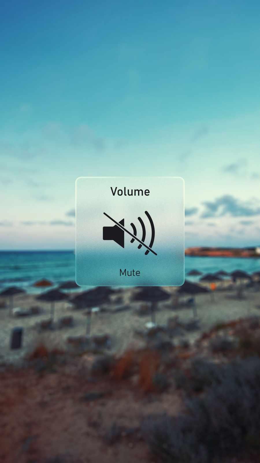 Volume Mute