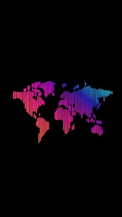 World Map Minimal