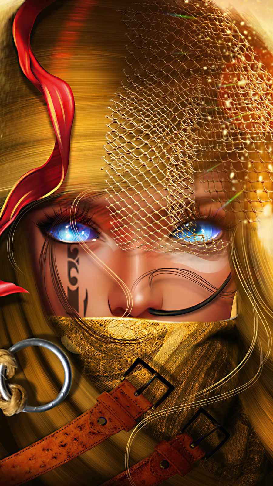 dune gold queen