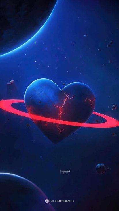 love broken planet