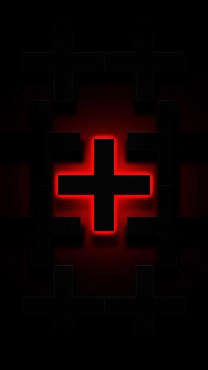 Christian cross iPhone Wallpaper