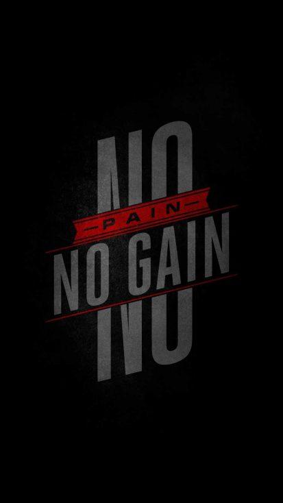 No Pain No Gain 1