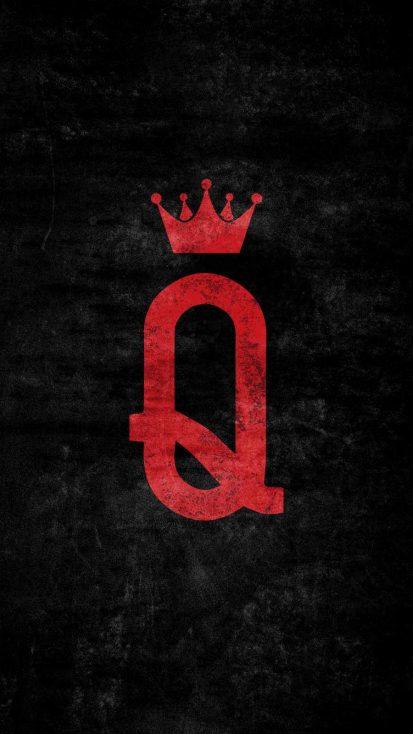 Queen Crown iPhone Wallpaper