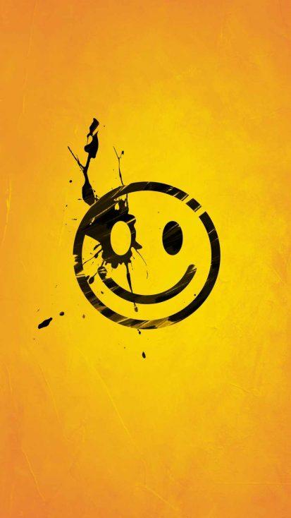 Smile Please iPhone Wallpaper 1