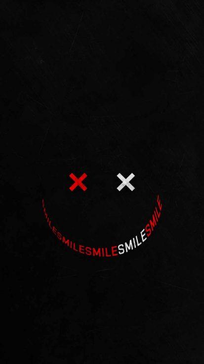 Smile Please iPhone Wallpaper