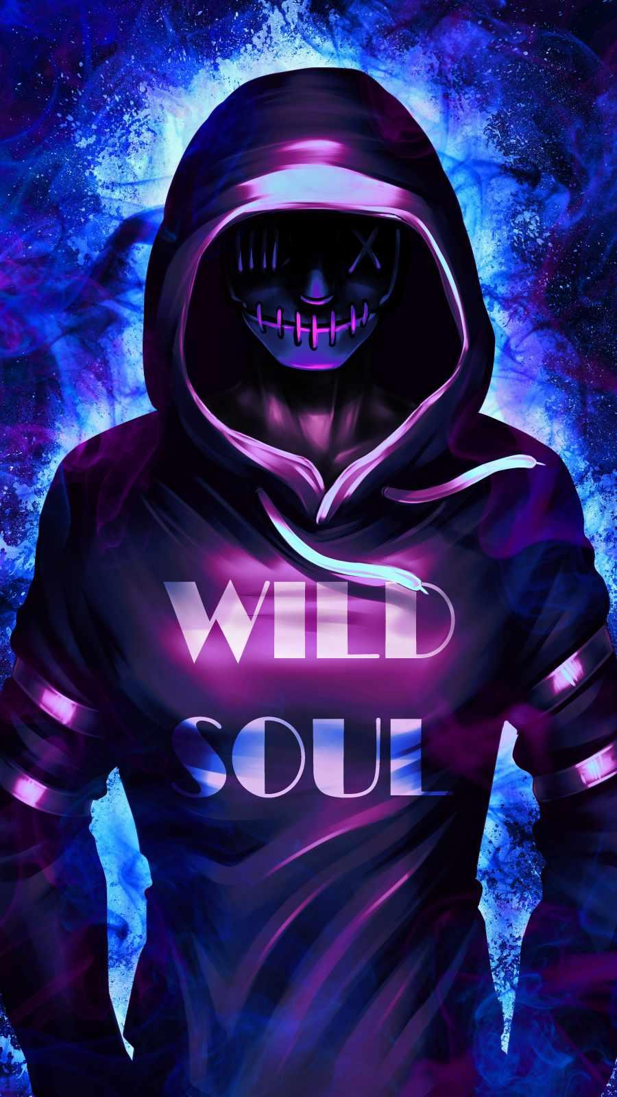 Wild Soul iPhone Wallpaper