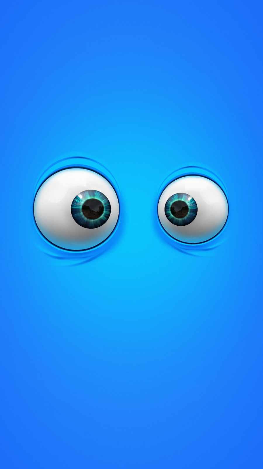 iPhone Eyes