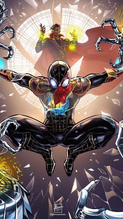 spiderman no way home iPhone Wallpaper